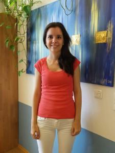Bild Saskia Heck, Urlaubs-PJ im Sommer 2015